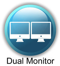 Dual Monitors < Technical Information < News | HIS Graphic Cards