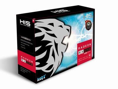 HIS RX 590 IceQ X² OC 8GB < RX 590 Series < Desktop graphics