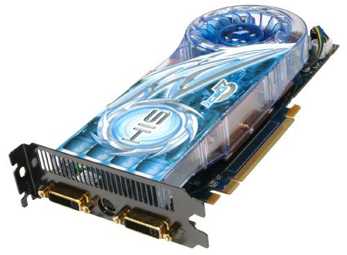 HIS HD 3870 IceQ3 512MB (256bit) GDDR4 PCIe 200809100954415856