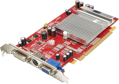 X550 Driver Radeon Download Advantage 256mb