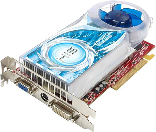 Agp Radeon X1600pro 256Mb