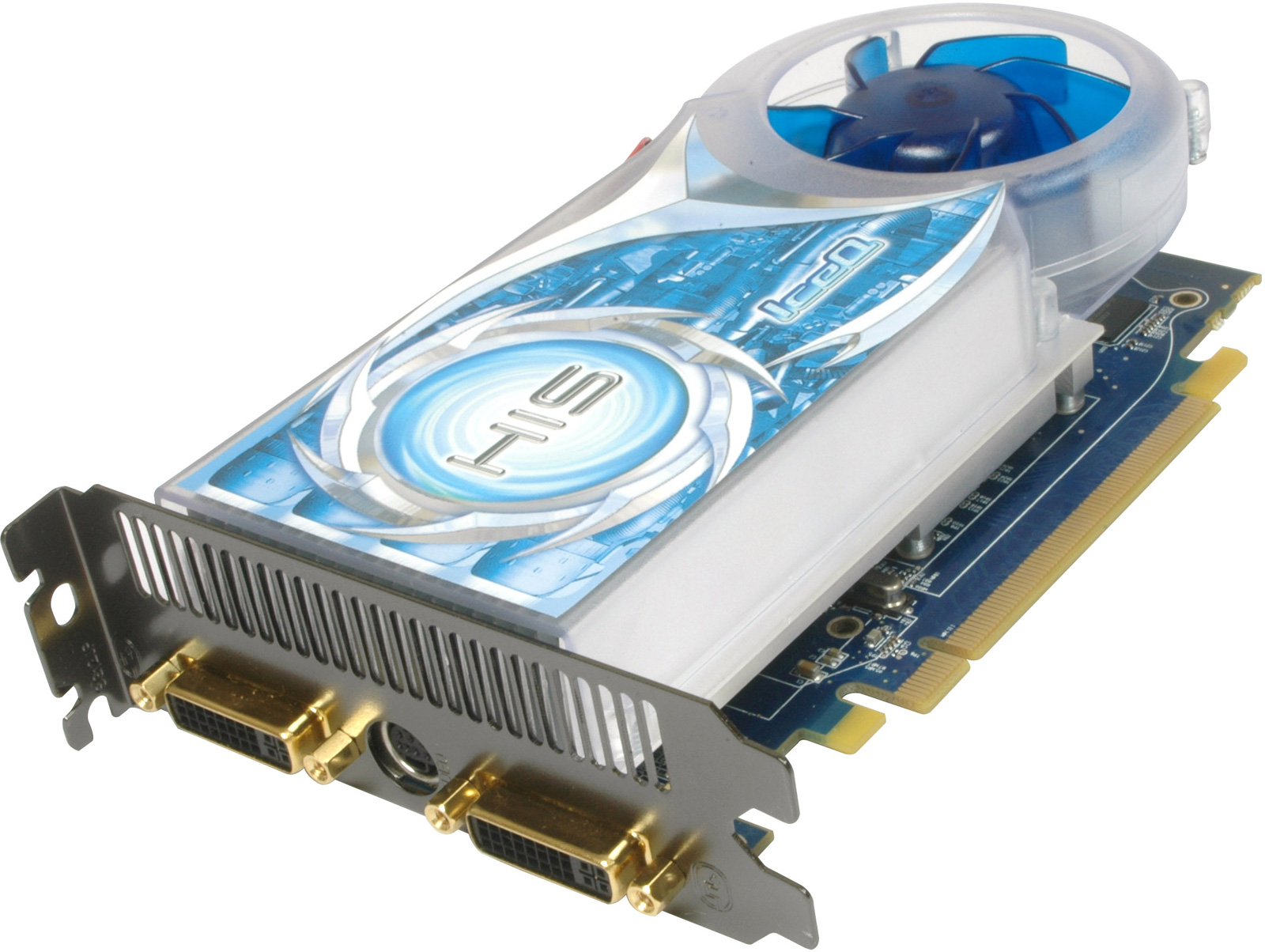 HIS HD 2600PRO IceQ Turbo 512MB/256MB DDR2 PCIe < Legacy Products ...