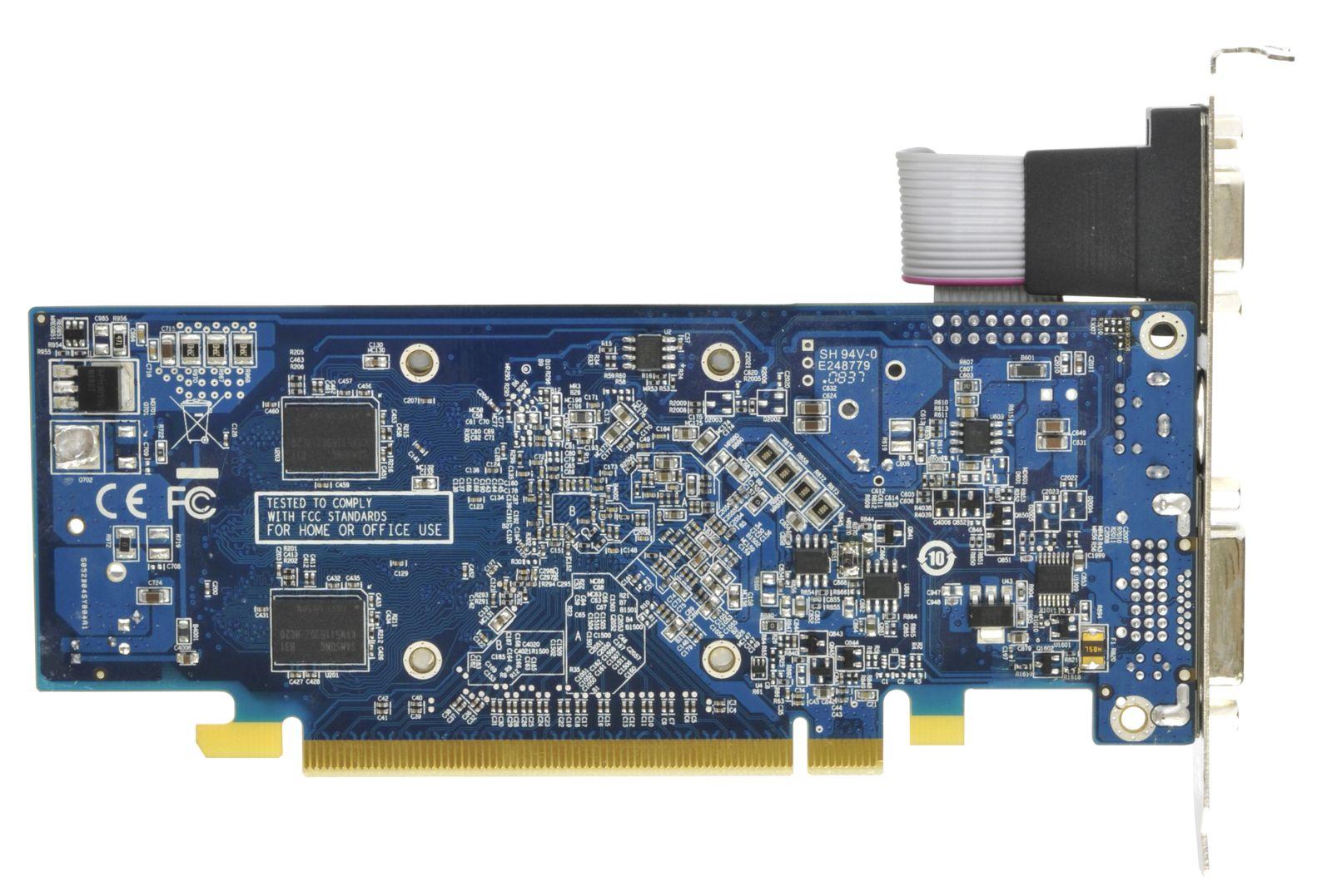 HIS HD 4350 Silence 256MB (64bit) DDR2 PCIe < Legacy
