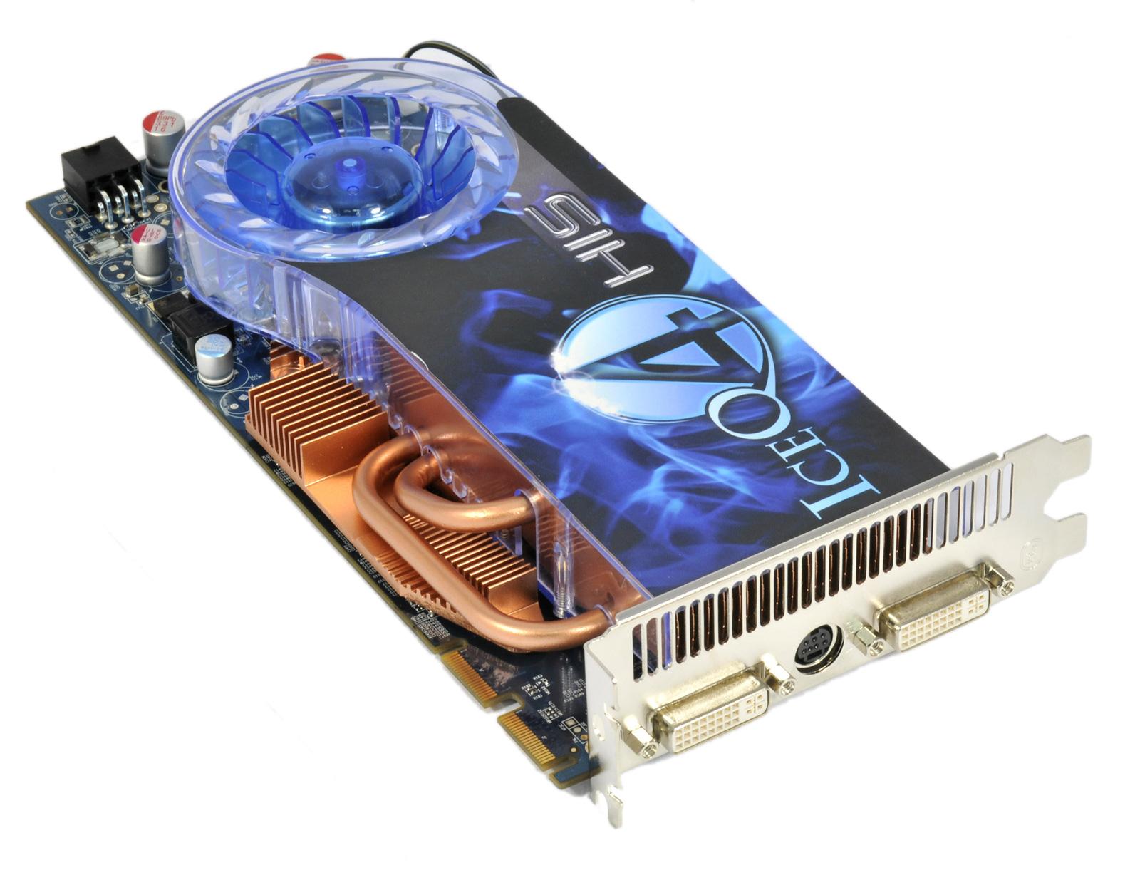 HIS HD 4850 IceQ 4 1GB256bit GDDR3 PCIe Legacy Products Desktop Graphics
