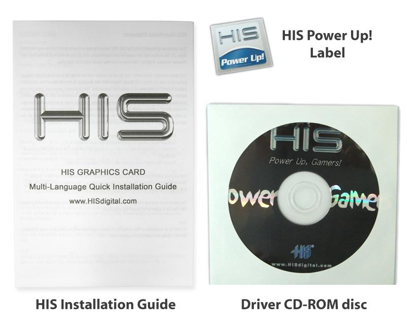 HIS HD 4870 X2 2GB (2x256bit) GDDR5 PCIe < Legacy Products