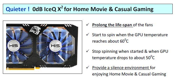 HIS RX 570 IceQ X² OC 8GB < RX 570 Series < Desktop graphics