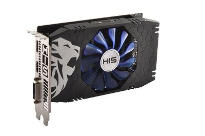 HIS RX 460 iCooler OC 2GB < RX 460 Series < Desktop Graphics