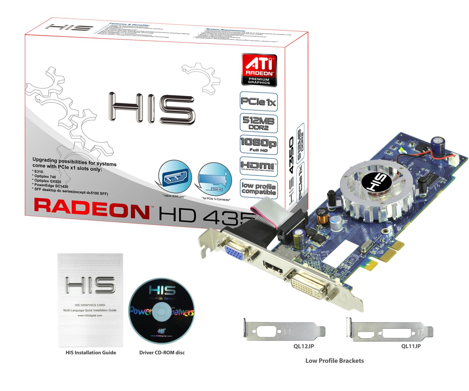 pilote carte graphique ati radeon hd 4350