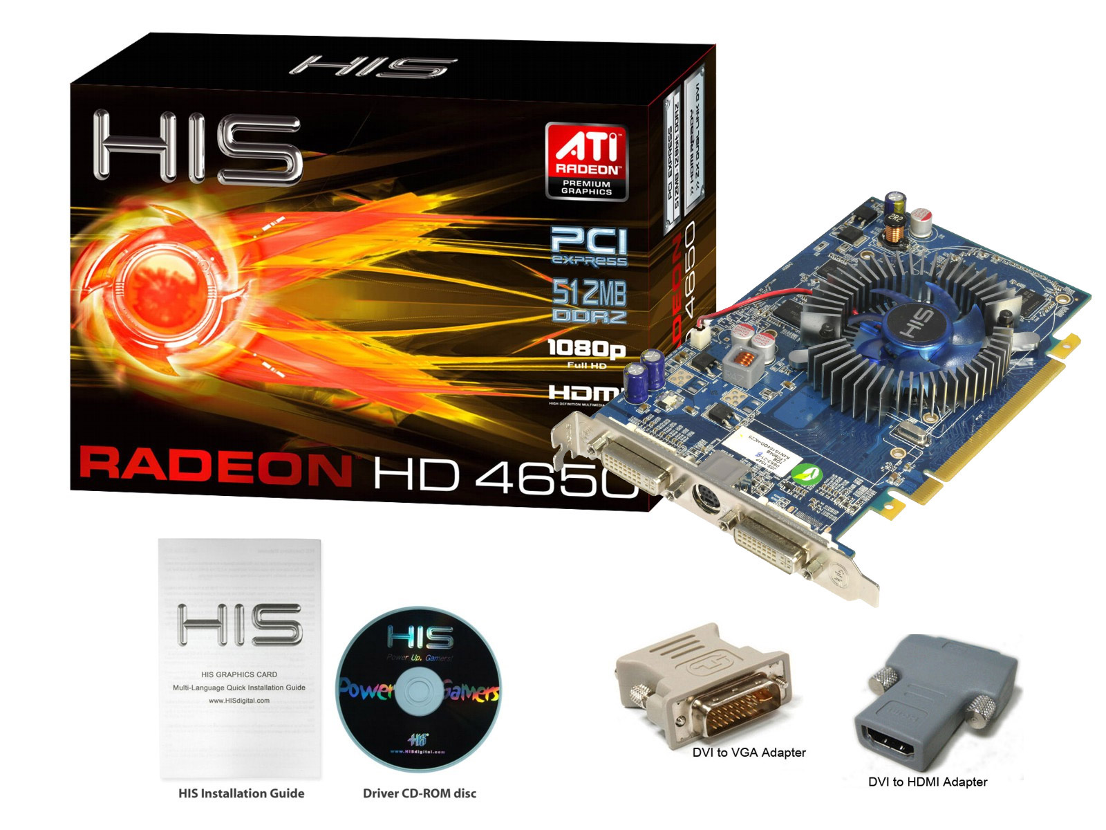 pilote carte graphique ati radeon hd 4650