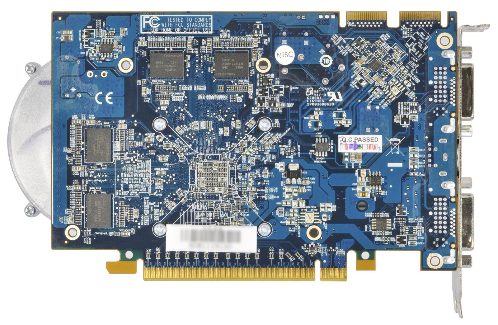 His Hd 4670 Iceq Turbo 512mb 128bit Ddr3 Pcie Legacy Products H 264 Dvr Circuit Diagram Desktop Grafik Graphic Cards