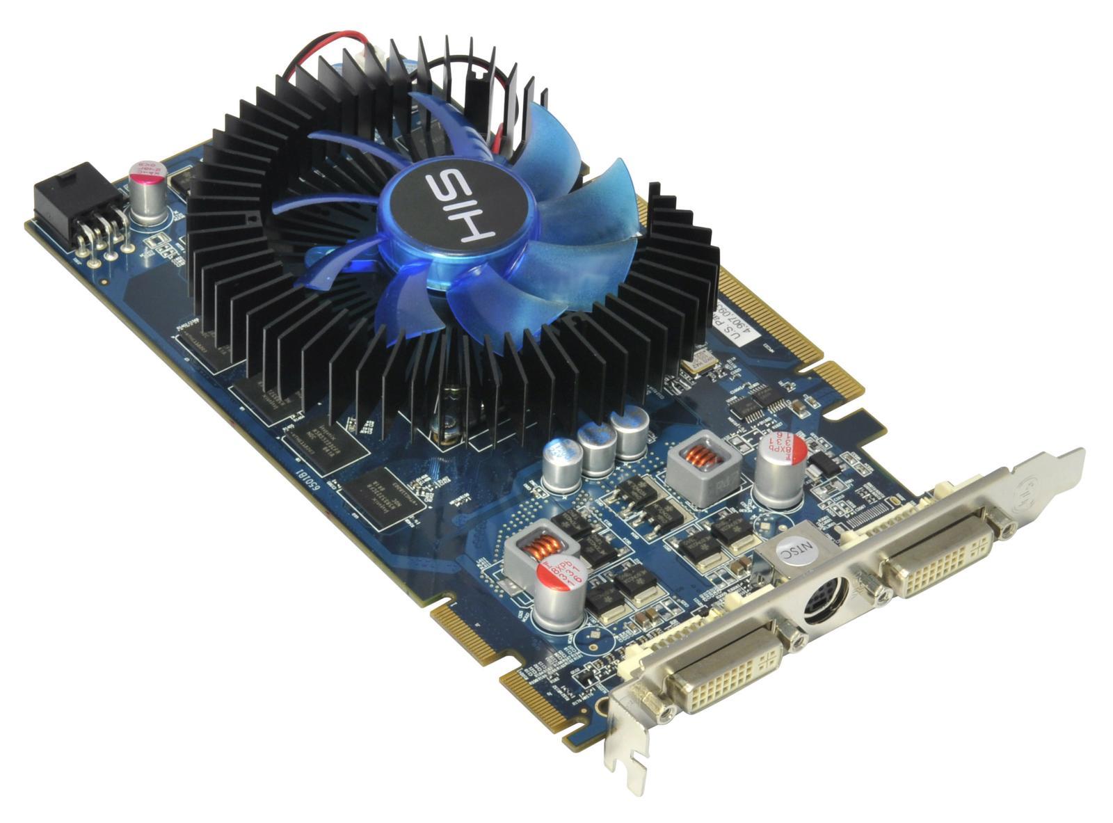 4850 1GB All 1600 Fan 5