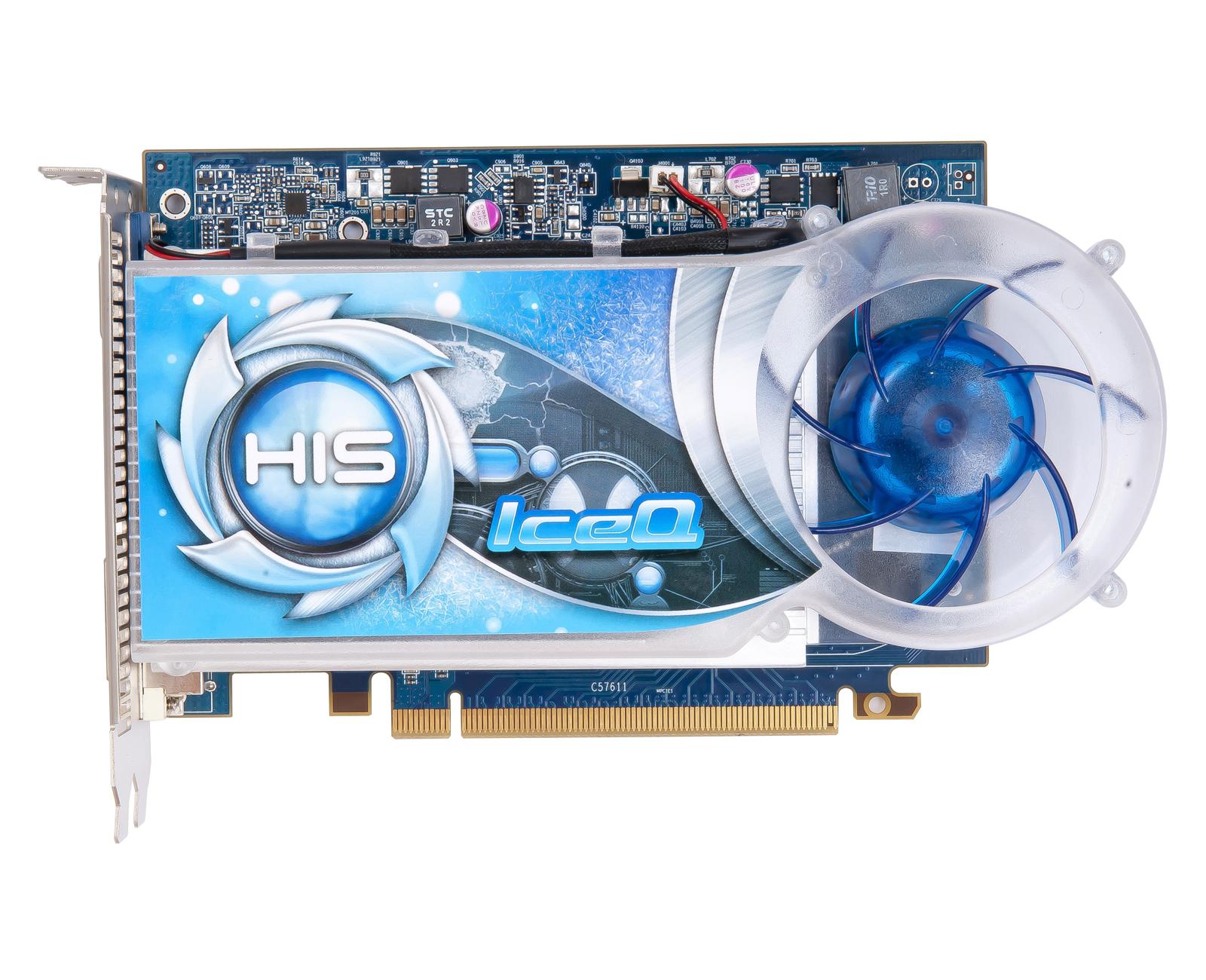HIS R7 250 IceQ Boost Clock 2GB GDDR5 PCI-E HDMI/SLDVI-D/VGA < R7