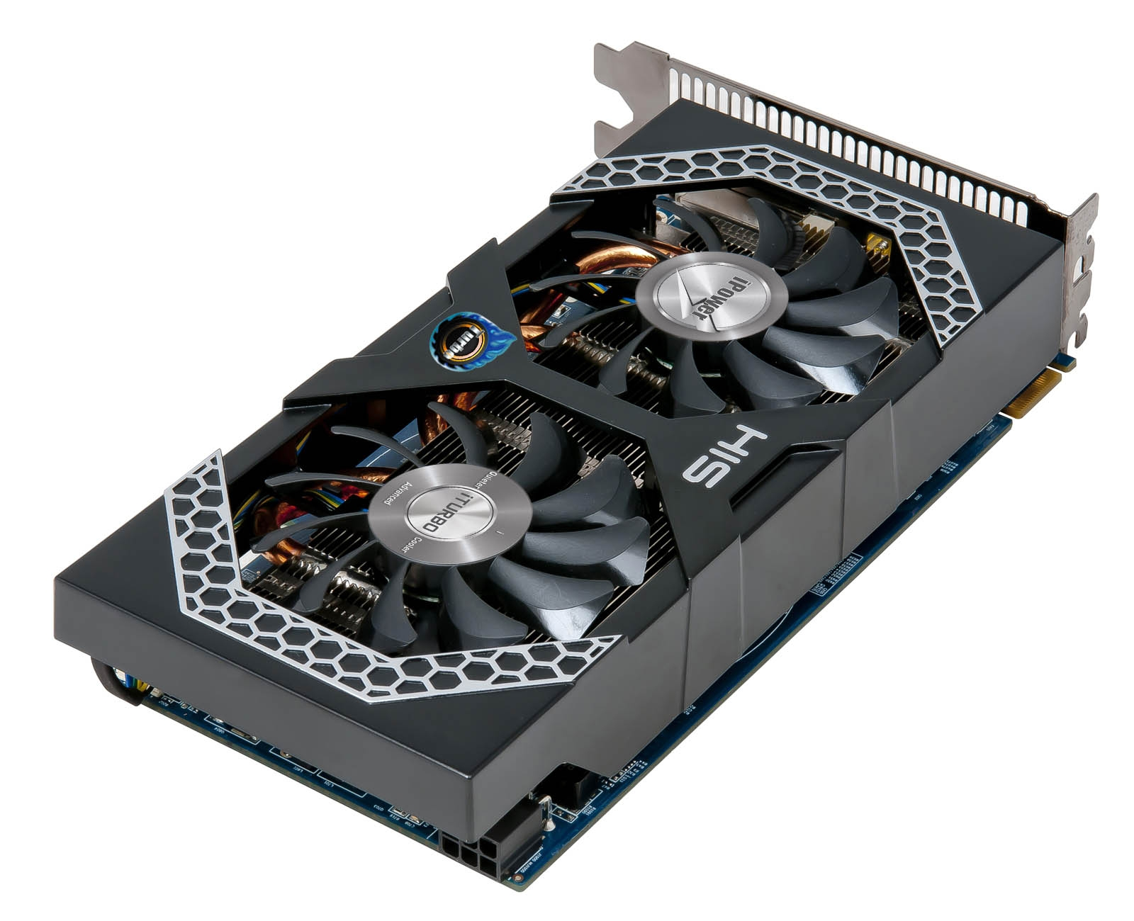 HIS R9 270 iPower IceQ X² Turbo Boost Clock 2GB GDDR5 PCI-E