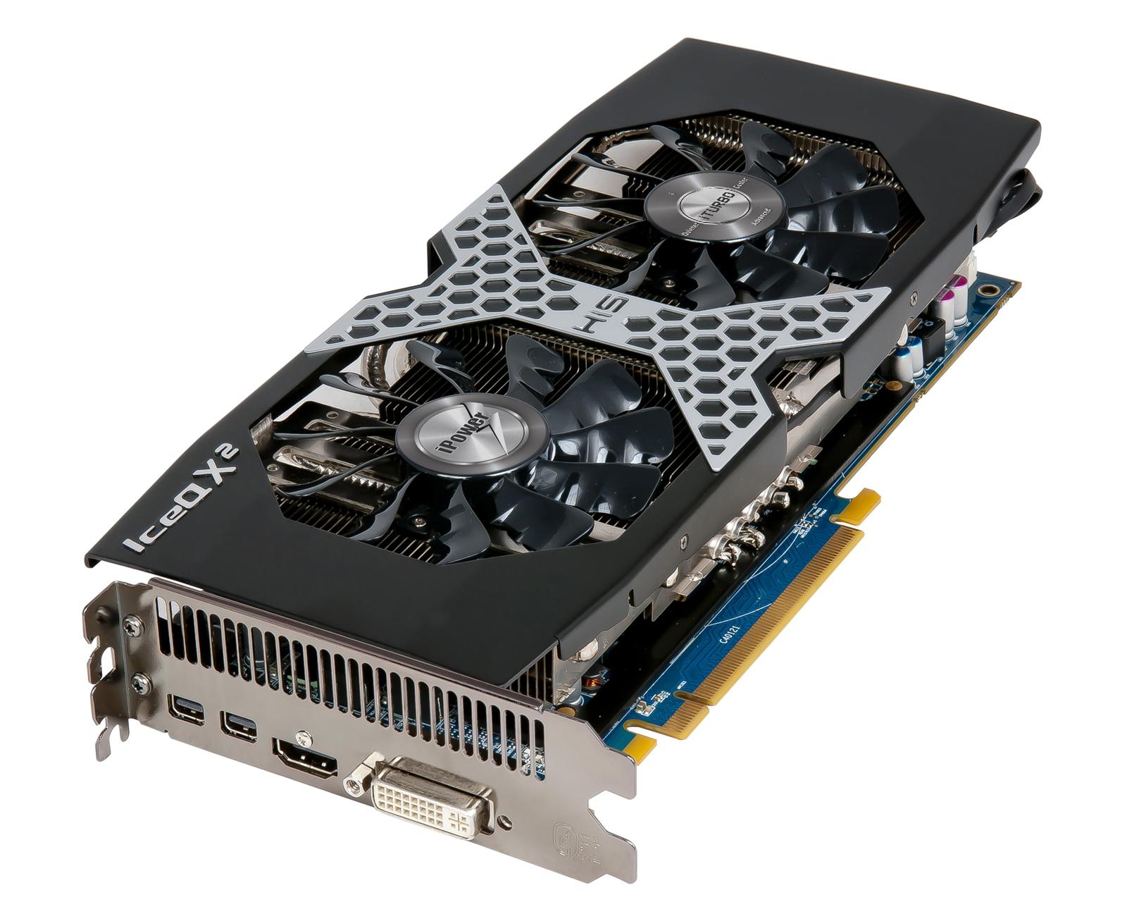 HIS R9 270X IceQ X² Boost Clock 2GB GDDR5 PCI-E DLDVI-I/HDMI