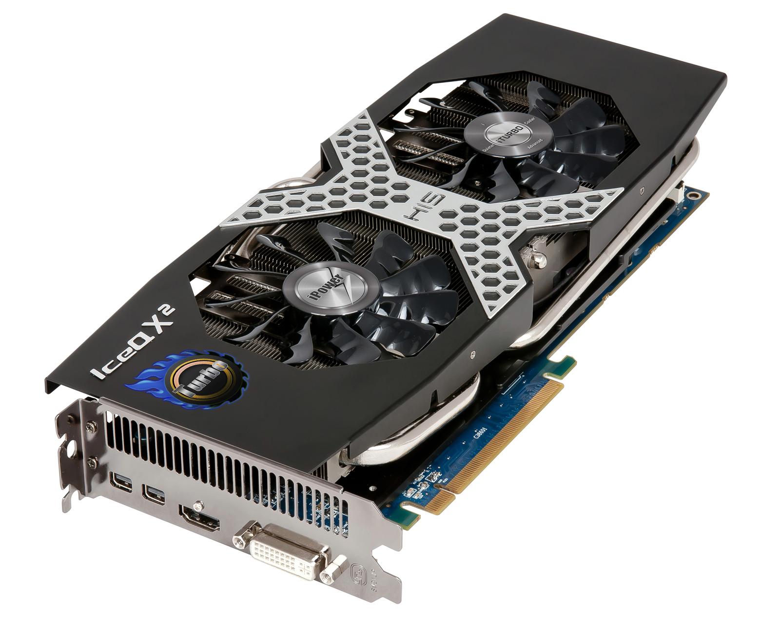 HIS R9 280X iPower IceQ X² Turbo Boost Clock 3GB GDDR5 PCI-E