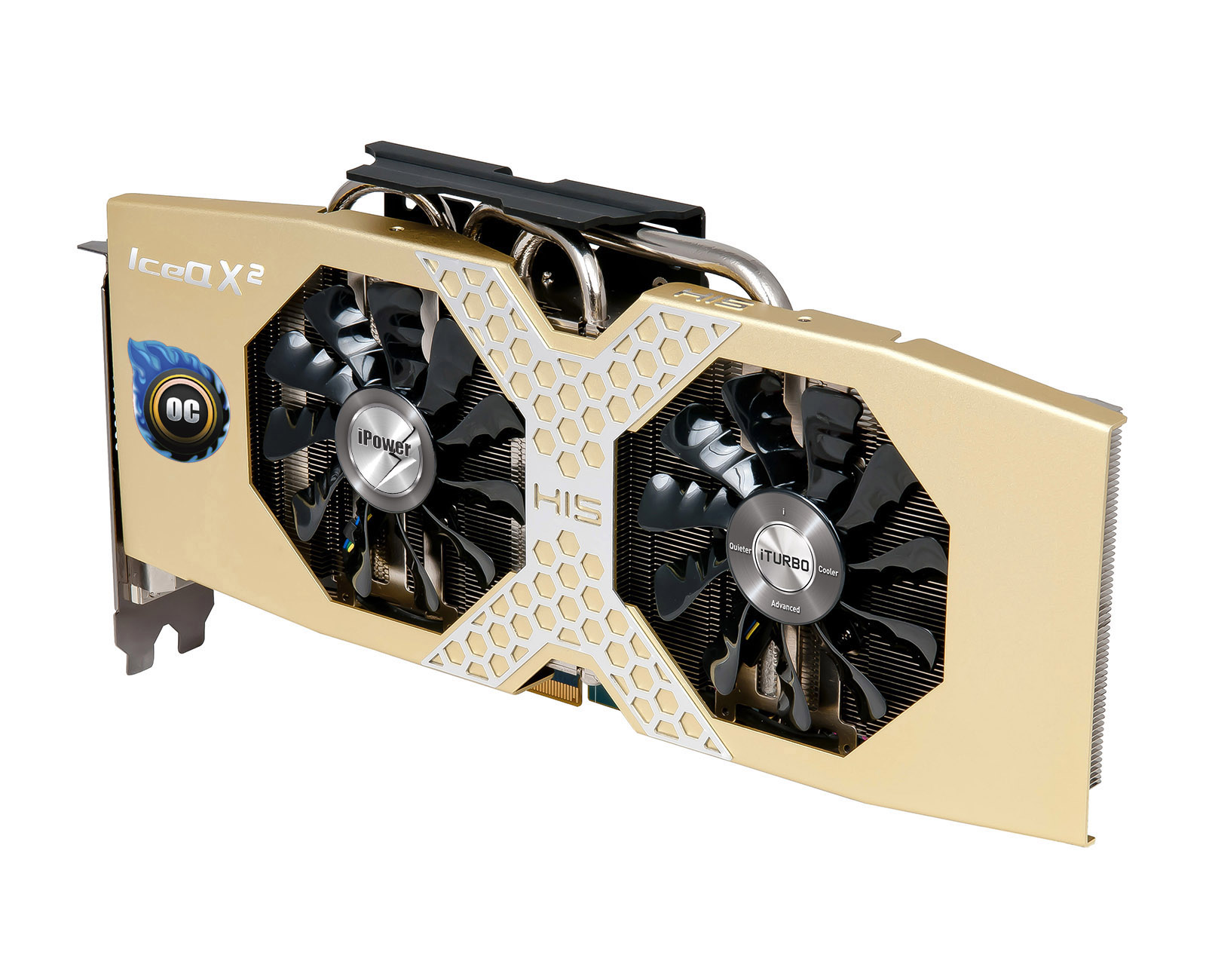 HIS R9 290 iPower IceQ X² OC 4GB GDDR5 PCI-E 2xDLDVI-D/DP
