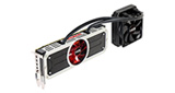 HIS R9 295X2 Liquid Cooler 8GB GDDR5 PCI-E DLDVI-D/4xMini DP