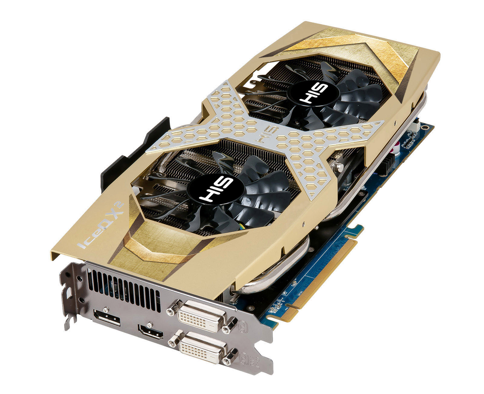 HIS R9 390 IceQ X² OC 8GB < R9 390 Series < Desktop Graphics