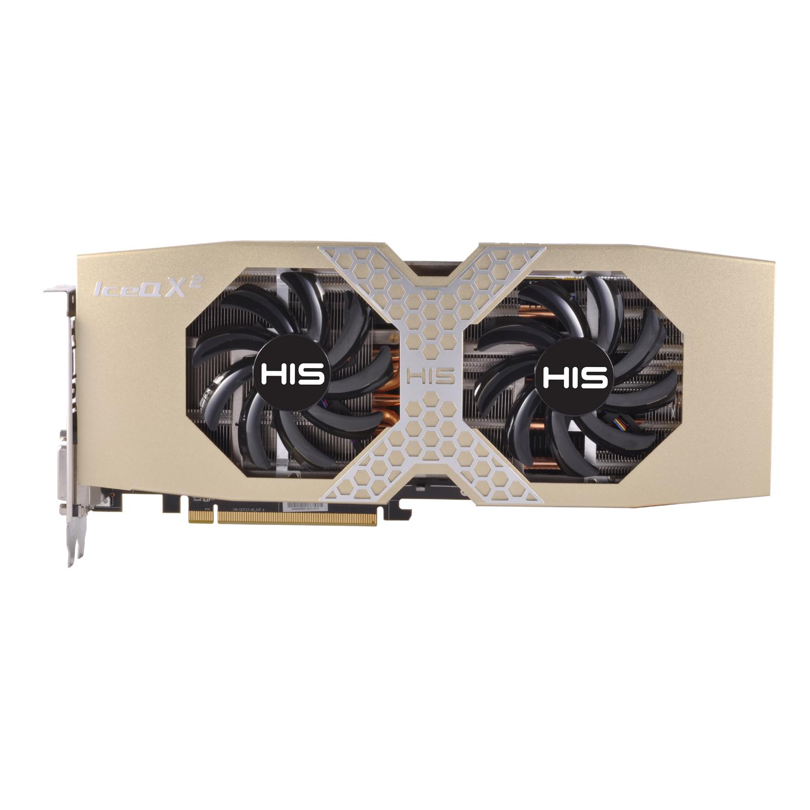 HIS R9 390X IceQ X² II 8GB < R9 390 Series < Desktop