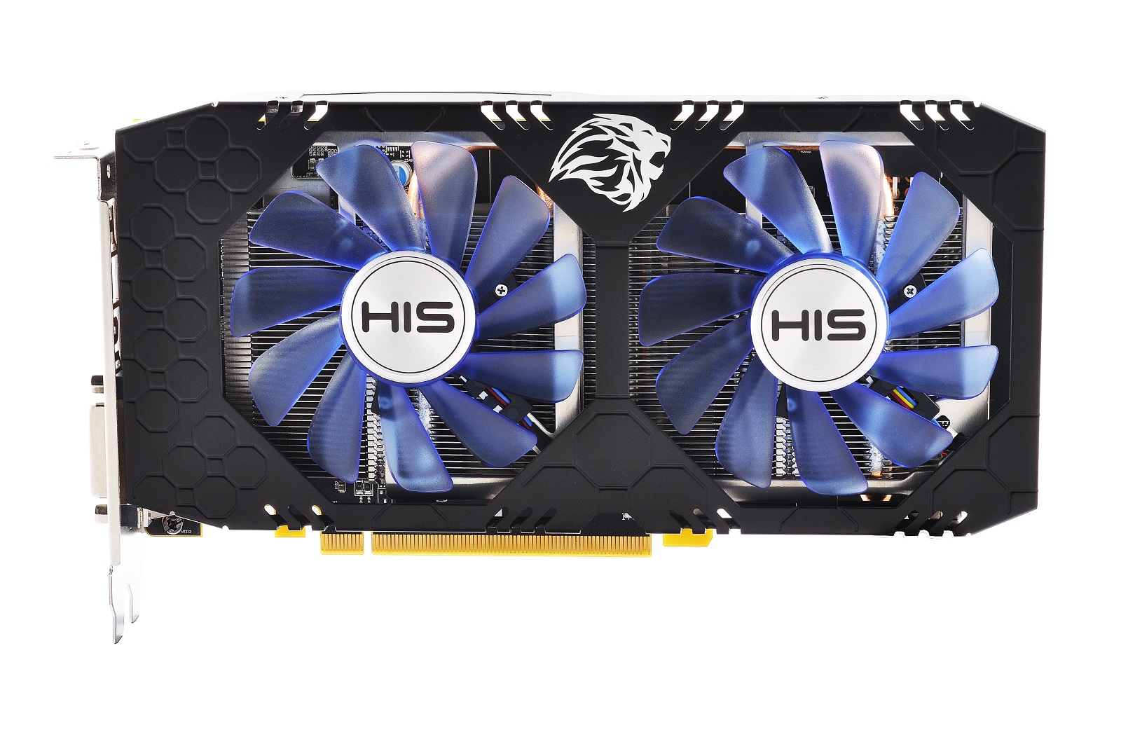 HIS RX 570 IceQ X² OC 4GB < RX 570 Series < Desktop Graphics