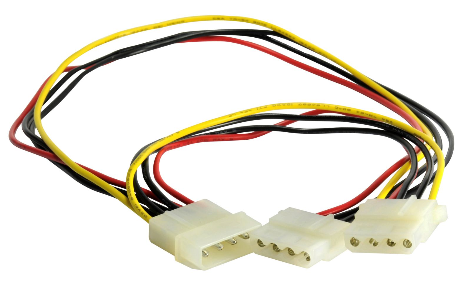 Product Power Cable : His power cable pin y