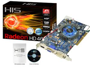 AMD/ATI driver for Radeon HD 4600 Series Windows 7 (32bit)