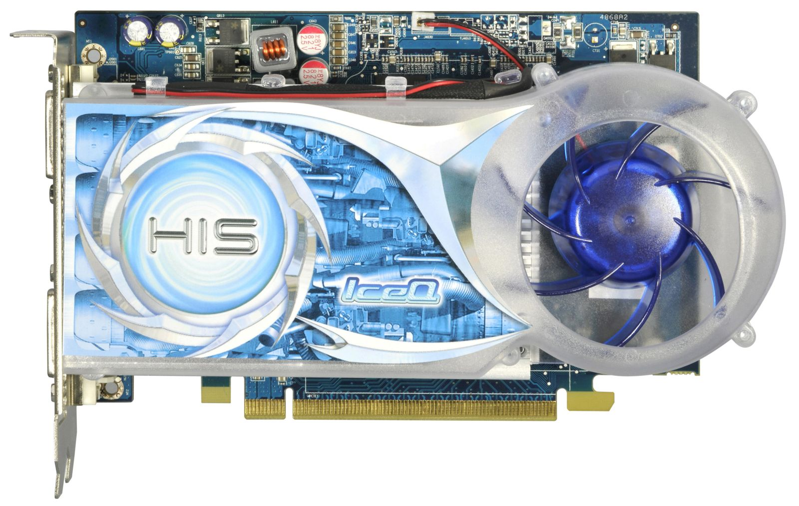 HIS HD 4670 IceQ 1GB (128bit) DDR3 PCIe < Legacy Products < Desktop ...
