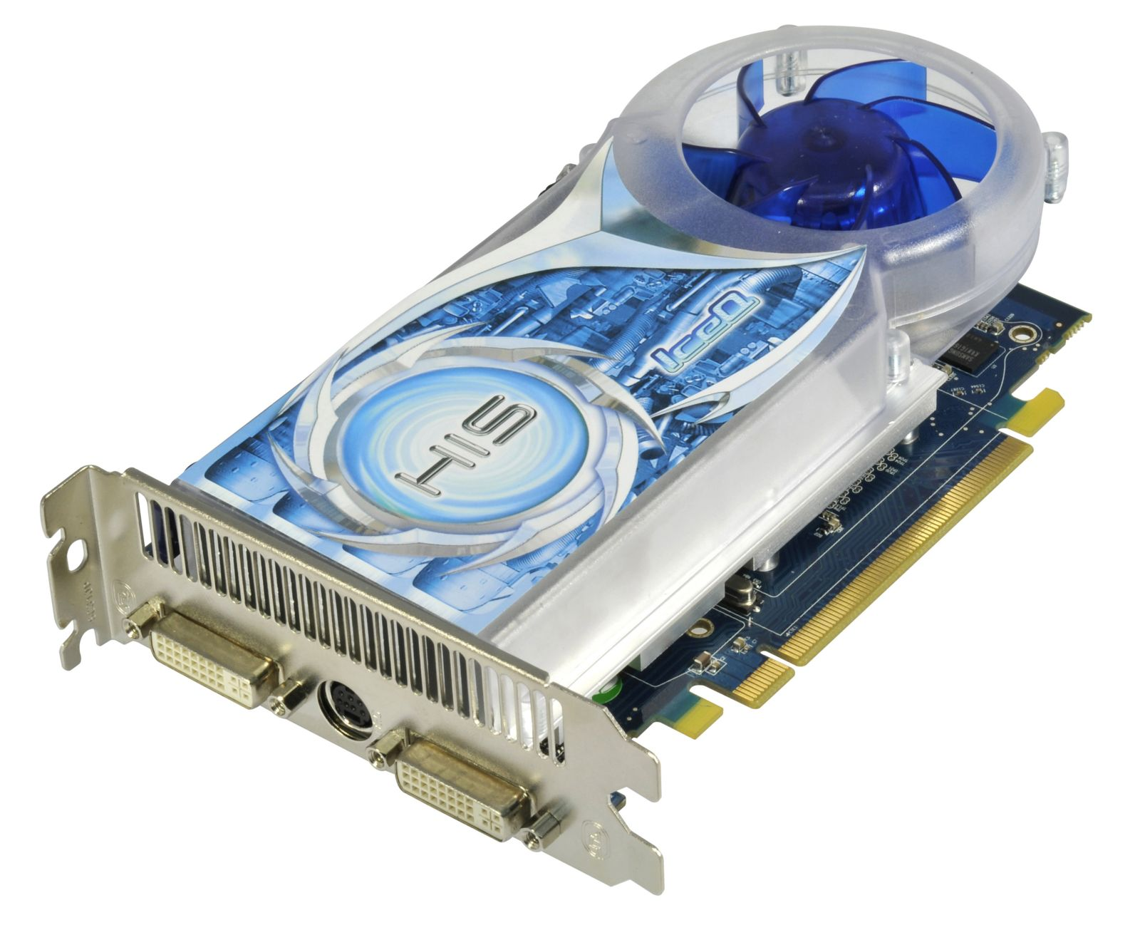 HIS HD 4670 IceQ 1GB (128bit) 850 MHz DDR3 PCIe < Legacy Products ...