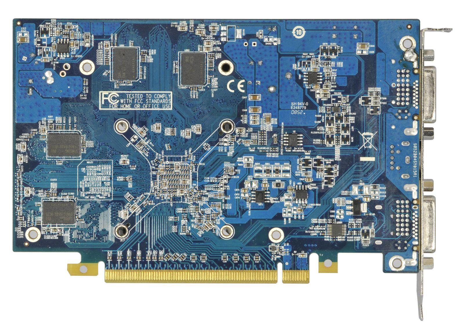 HIS HD 4650 Fan 1GB (128bit) 800MHz DDR2 PCIe < Legacy Products ...