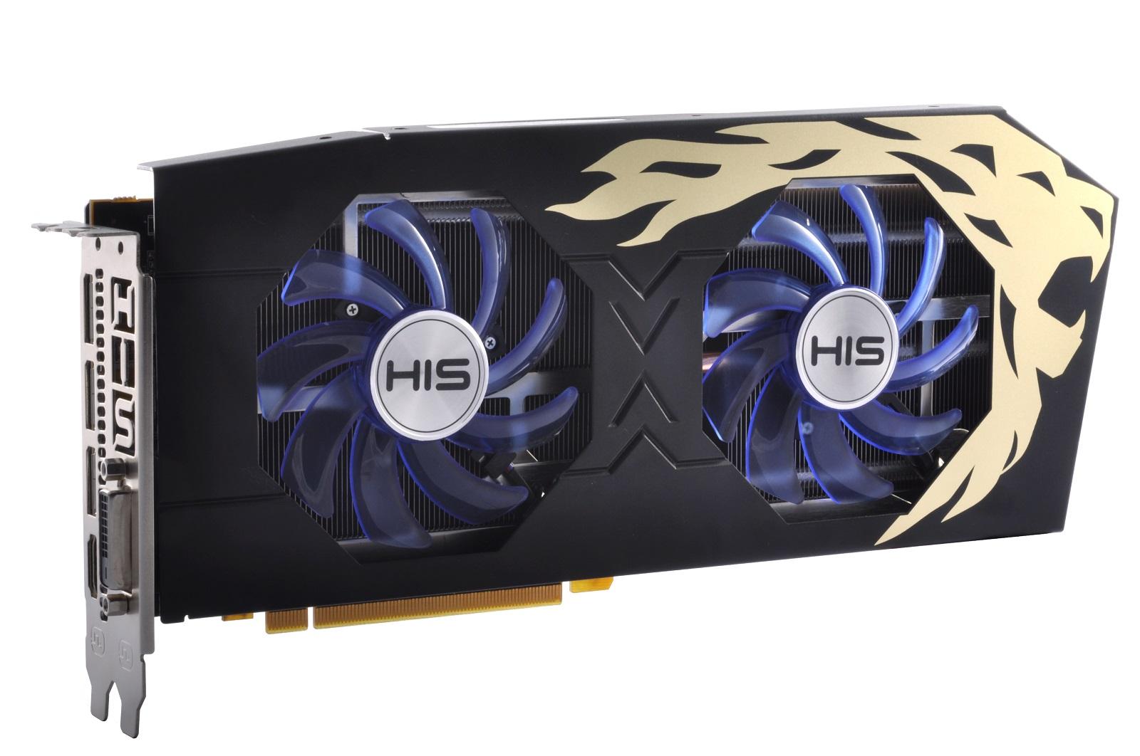 HIS RX 480 IceQ X² Roaring Turbo 8GB < RX 480 Series
