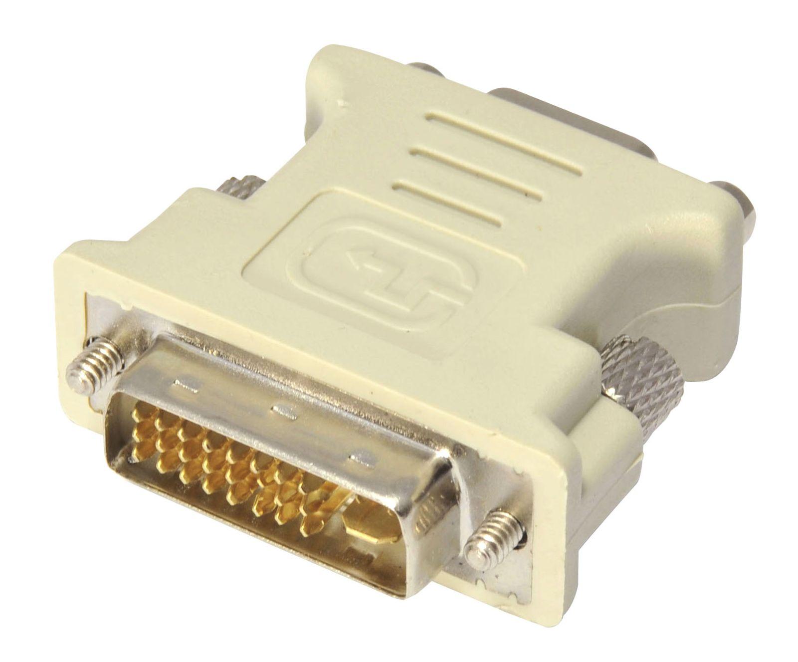 HIS DVI to VGA Adapter < Кабеля и адаптеры < Аксессуары < Products ...